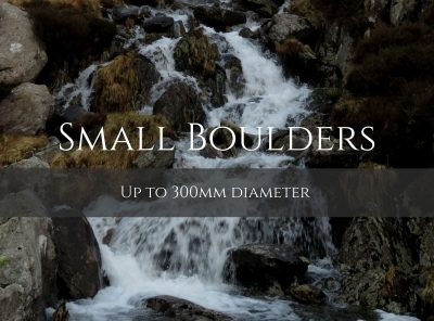 Small Boulders