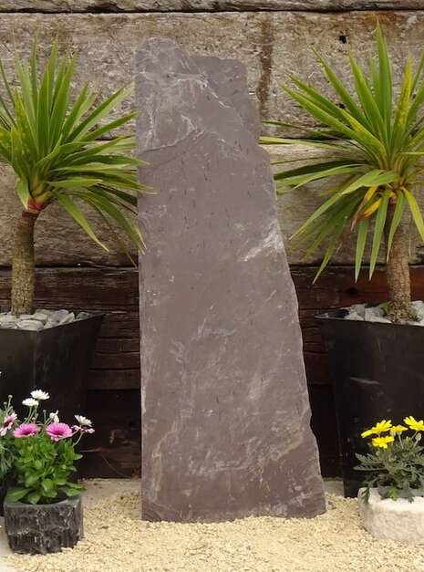 Japanese Monolith JM11 | Welsh Slate Water Features 03