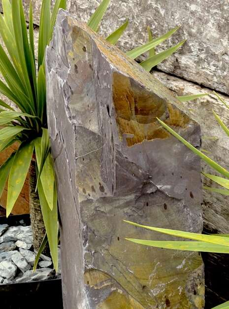 Japanese Monolith JM11 | Welsh Slate Water Features 07