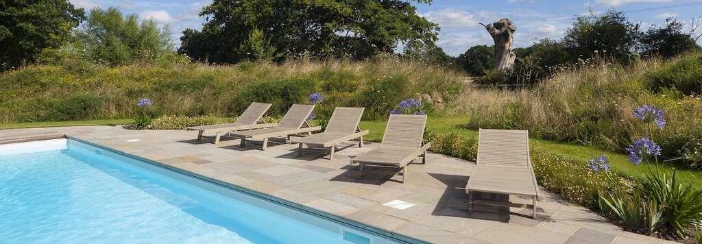 Mark Payne Landscape Design | Welsh Slate Water Features