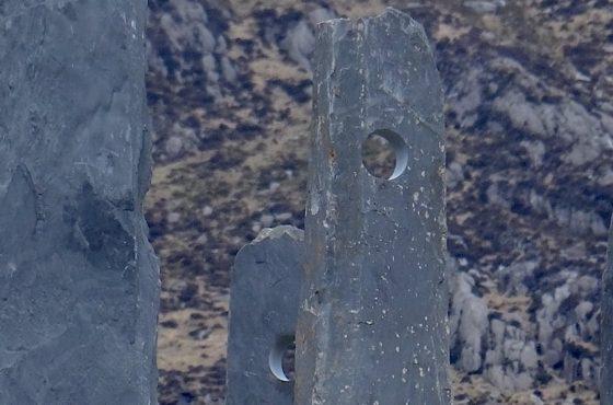 Ogwen Valley Window Stones