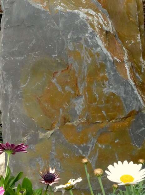 Slate Monolith SM130 05 | Welsh Slate Water Features