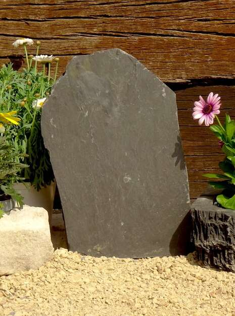 Slate Monolith SM133 02   Welsh Slate Water Features
