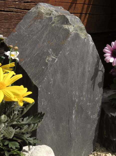 Slate Monolith SM133 04   Welsh Slate Water Features