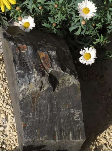 Slate Monolith SM133 05   Welsh Slate Water Features
