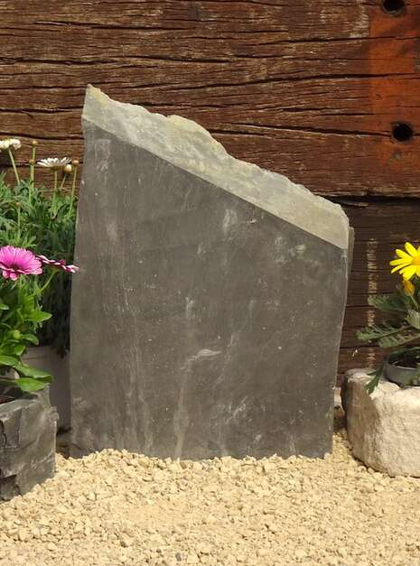 Slate Monolith SM134 01 | Welsh Slate Water Features