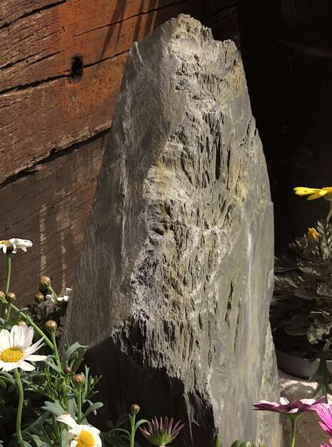 Slate Monolith SM134 03 | Welsh Slate Water Features