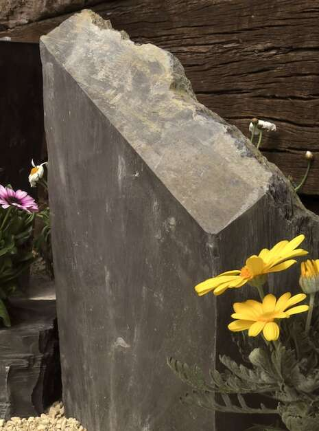 Slate Monolith SM134 05 | Welsh Slate Water Features
