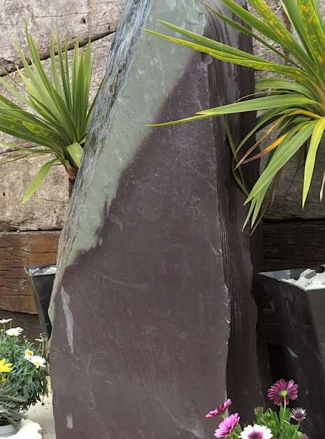 Slate Monolith SM138 | Welsh Slate Water Features 07