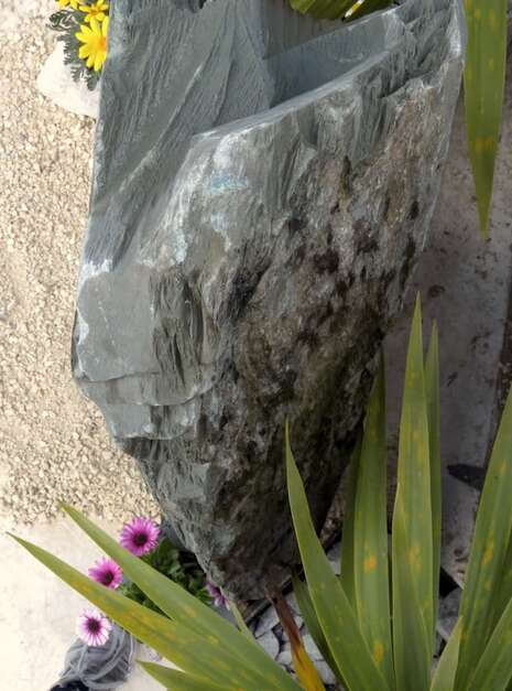 Slate Monolith SM138 | Welsh Slate Water Features 10