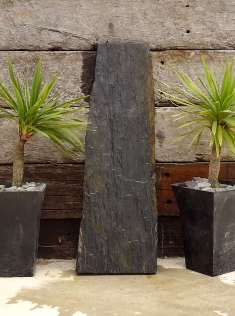 Waterfall Ledge WL007   Welsh Slate Water Features 01