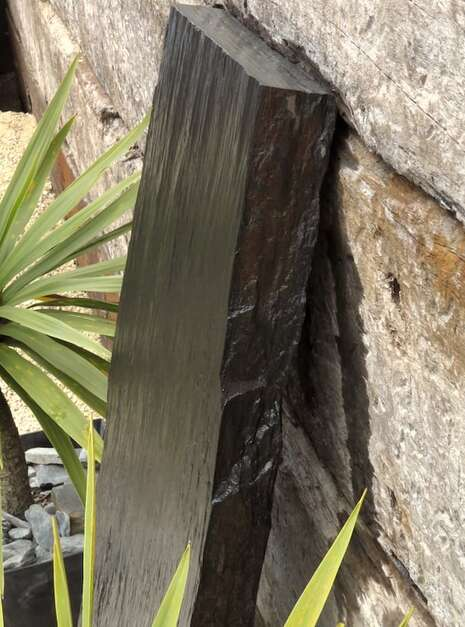 Waterfall Ledge WL007   Welsh Slate Water Features 03