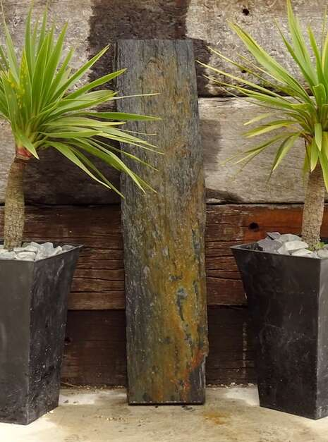 Waterfall Ledge WL009 | Welsh Slate Water Features 02