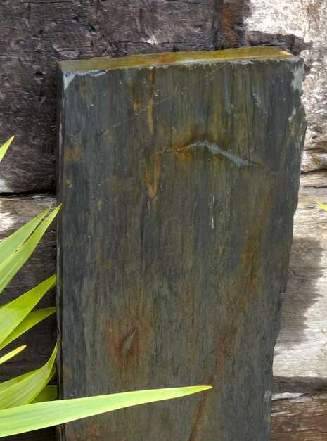 Waterfall Ledge WL009 | Welsh Slate Water Features 03