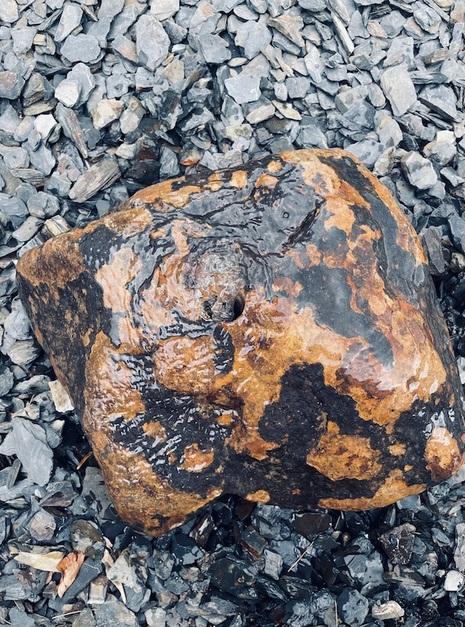 Granite Boulder GB12 3