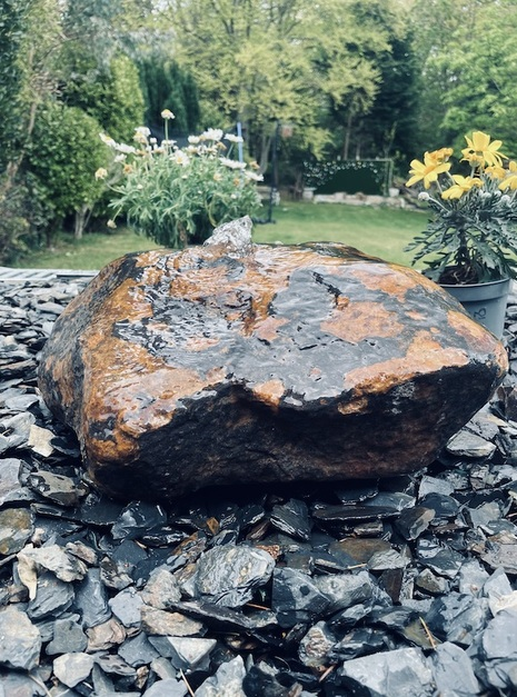 Granite Boulder GB12