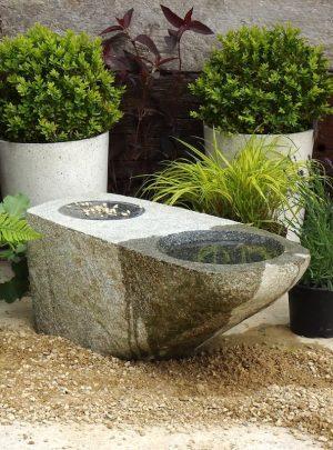 Stone Bird Bath SBB6