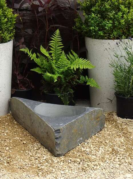 Large Slate Planter WSP01 | Welsh Slate Water Features 04