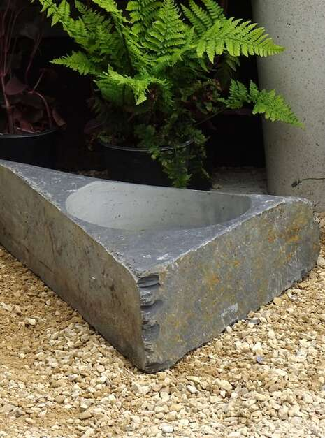 Large Slate Planter WSP01 | Welsh Slate Water Features 05