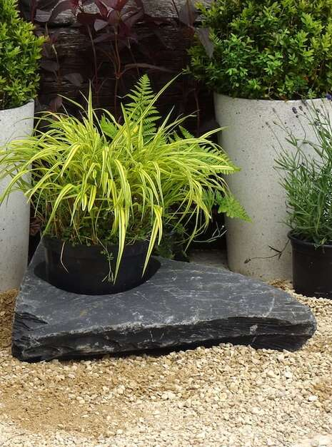 Large Slate Planter WSP01 | Welsh Slate Water Features 07