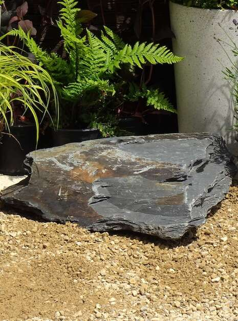 Slate Boulder SB16 Water Feature | Welsh Slate Water Features 02