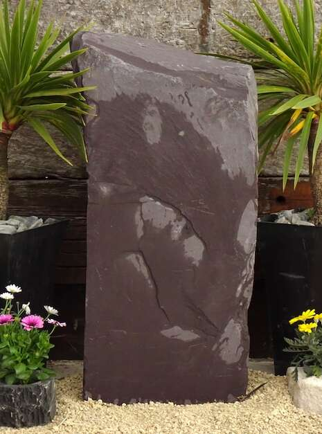 Slate Monolith SM148 | Welsh Slate Water Features 03