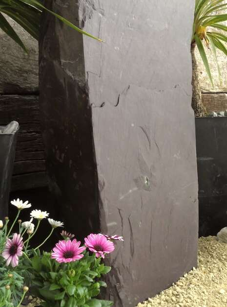 Slate Monolith SM148 | Welsh Slate Water Features 06