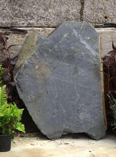 Slate Waterfall Ledge WL012   Welsh Slate Water Features 02