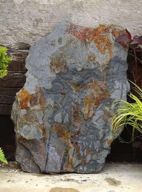 Slate Waterfall Ledge WL014 | Welsh Slate Water Features 02