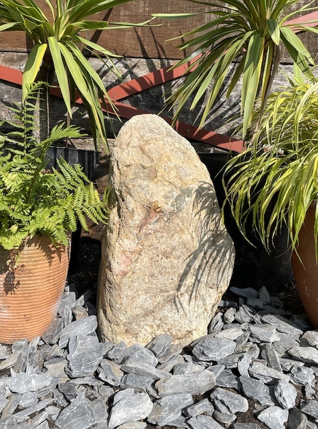 Stone Monolith SM141 Water Feature   Welsh Slate Water Features 14