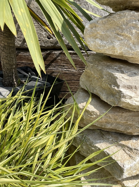 Stone Stack Water Feature SS5   Welsh Slate Water Features 03