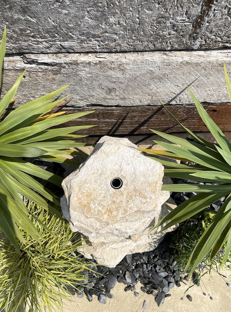 Stone Stack Water Feature SS5   Welsh Slate Water Features 06