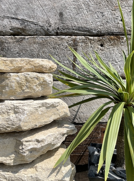 Stone Stack Water Feature SS5   Welsh Slate Water Features 07
