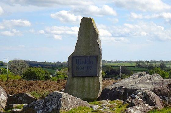 Waldo's Memorial Stone