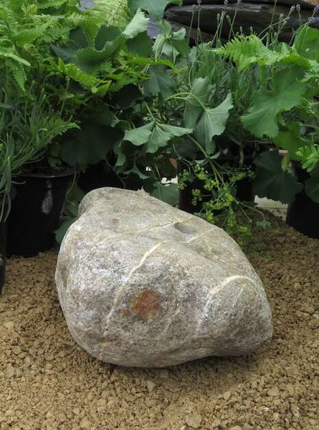 Granite Boulder GB15 Water Feature   Welsh Slate Water Features 02