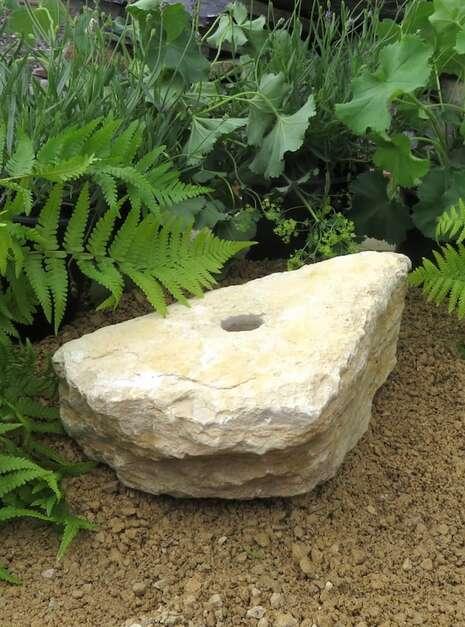 Granite Boulder GB20 | Welsh Slate Water Features 04