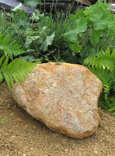 Granite Boulder GB21 | Welsh Slate Water Features 03