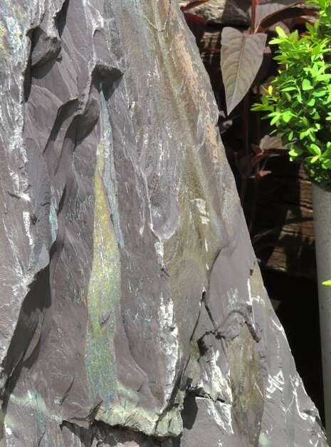 Slate Monolith SM156 Water Feature   Welsh Slate Water Features 09