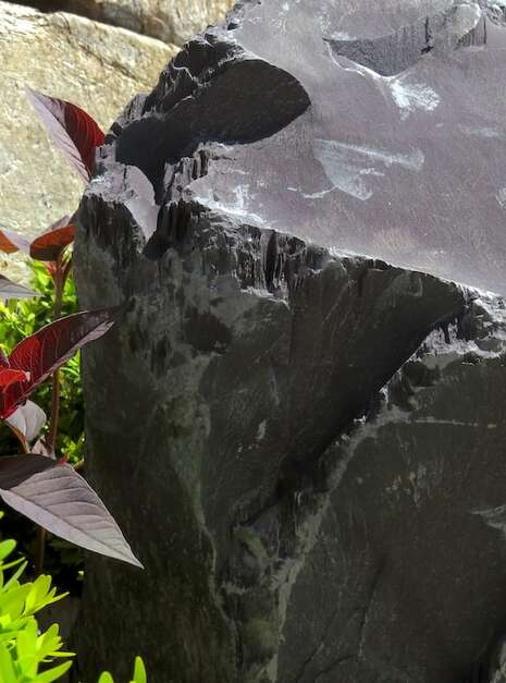 Slate Monolith SM161 Water Feature   Welsh Slate Water Features 08