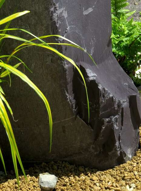 Slate Monolith SM161 Water Feature   Welsh Slate Water Features 10