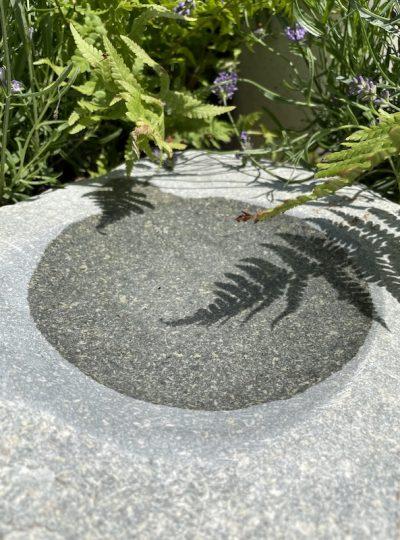 Stone Bird Bath SBB7