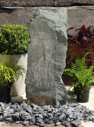 Stone Monolith SM154 Water Feature