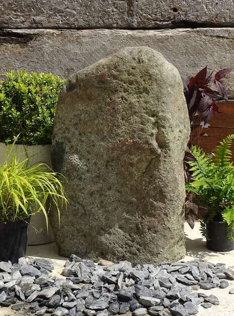 Stone Monolith SM157 | Welsh Slate Water Features 02