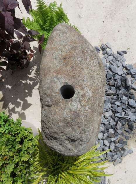 Stone Monolith SM157 | Welsh Slate Water Features 04