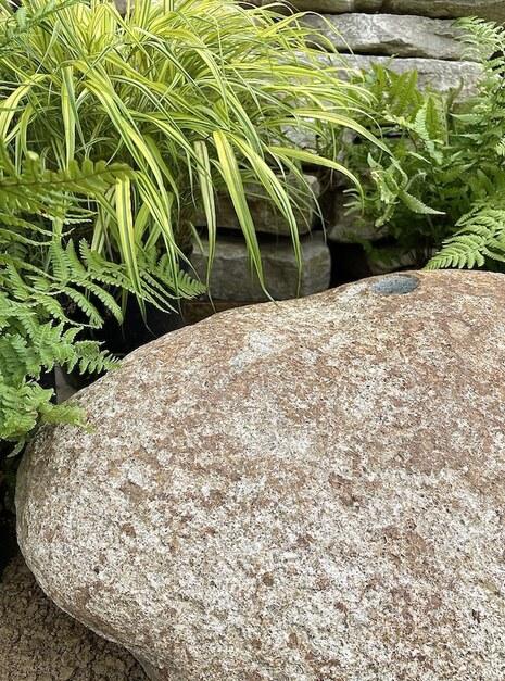Granite Boulder GB36 | Welsh Slate Water Features 04