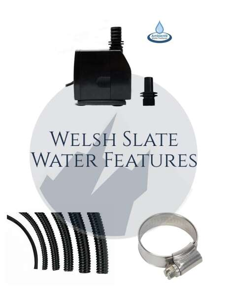 Pump Pack | Welsh Slate Water Features