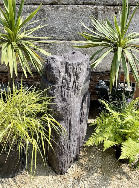 Slate Monolith SM162 Water Feature   Welsh Slate Water Features 02