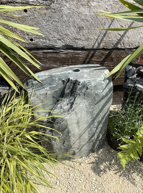 Slate Monolith SM163 Water Feature