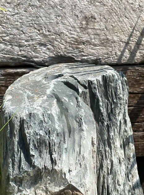 Slate Monolith SM163 Water Feature | Welsh Slate Water Features 07
