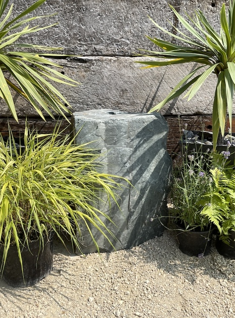 Slate Monolith SM163 Water Feature | Welsh Slate Water Features 08